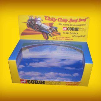 Corgi Toys 266 Chitty Chitty Bang Bang Repro Box