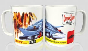 Dinky 104 Spectrum Pursuit Vehicle (SPV) Mug