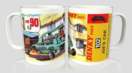 Dinky Joe 90 102 Mug