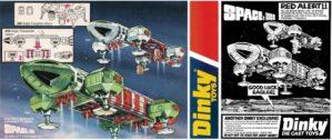 Dinky 359/360 Space 1999 Eagle Transporter/Freighter Mug