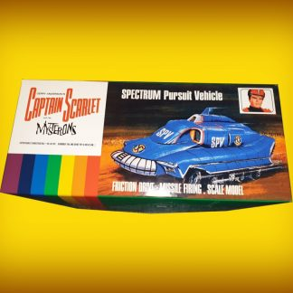 J. Rosenthal JR21 Spectrum Pursuit Vehicle (SPV) Repro Box