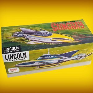 Lincoln International Stingray Reproduction Box