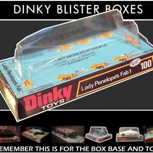 Dinky 100 Fab 1 Blister