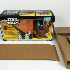 box, insert, inserts, Jawa, replacement, reproduction, Sandcrawler, Star, Wars