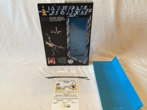 Replacement Vintage Star Wars 12″ Lili Ledy Luke Skywalker box and inserts