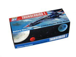 JR21 Thunderbird 1 Remote Control Repro Box