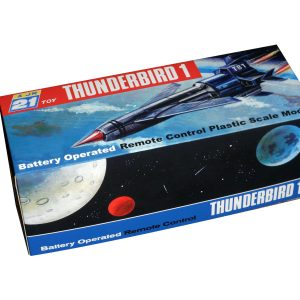 JR21 Thunderbird 1 Remote Control Repro Box