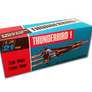 JR21 Thunderbird 3 Battery Operated Repro Box