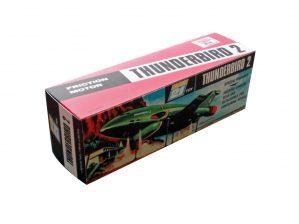 JR21 Thunderbird 2 Friction Repro Box