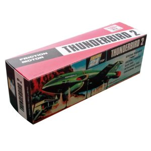 JR21 Thunderbird 2 Friction Repro Box