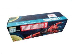 JR21 Thunderbird 3 Friction Repro Box