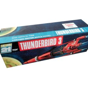 JR21 Thunderbird 3 Friction Repro Box