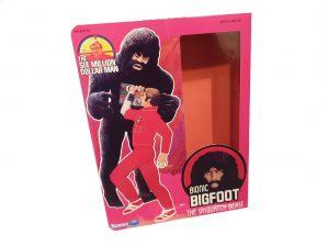 Kenner Bigfoot 1st Edition Repro Box