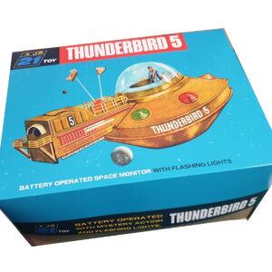 jr21 thunderbird 5 reproduction box