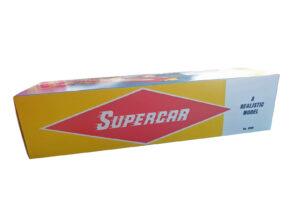 Plaston Toys Mike Mercury Supercar Reproduction box side