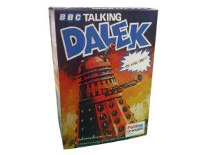 Palitoy BBC Talking Dalek Reproduction box