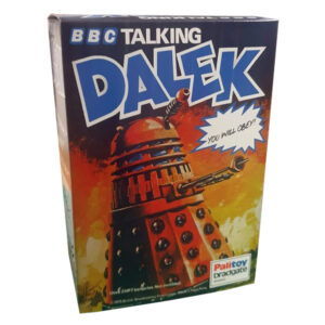 Palitoy BBC Talking Dalek Reproduction box