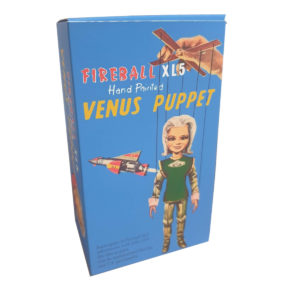 Cecil Coleman Venus XL5 Puppet Repro Box